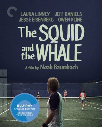 The Squid and the Whale (2005) (Criterion Collection, Restored, Special Edition)