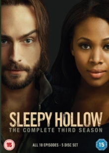 Sleep Hollow - Season 3 (5 DVDs)