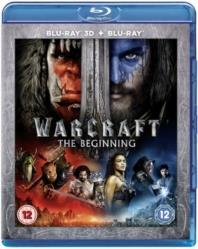 Warcraft (2016) (Blu-ray 3D + Blu-ray)