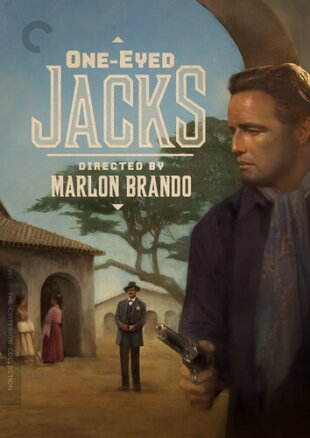 One-Eyed Jacks (1961) (Criterion Collection, Restaurierte Fassung, Special Edition, 2 DVDs)