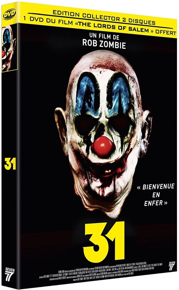 31 (2016) (Collector's Edition, 2 DVDs)