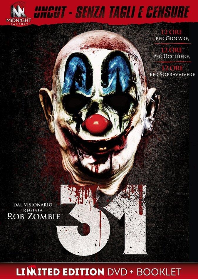 31 (2016) (Limited Edition, Uncut)