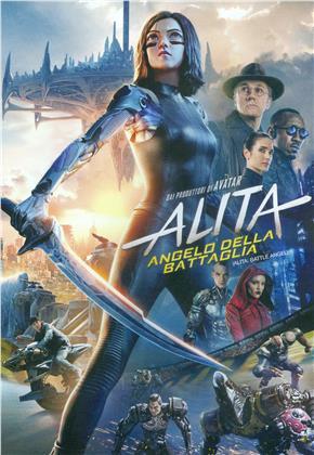 Alita - Angelo della battaglia (2018)