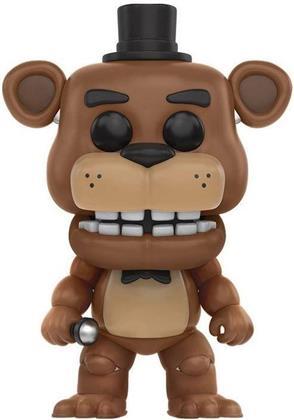 Five Nights at Freddy's: Freddy POP! 106 - Vinyl Figur