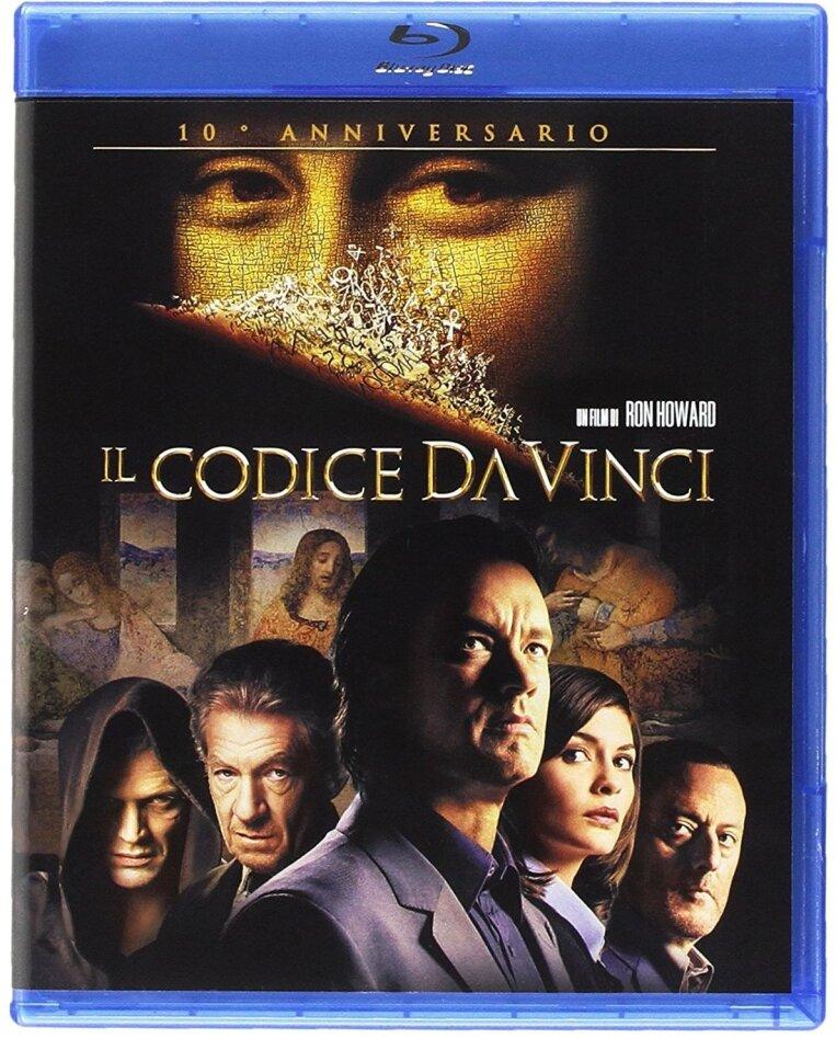 Il Codice Da Vinci (2006) (10th Anniversary Edition, 2 Blu-rays)