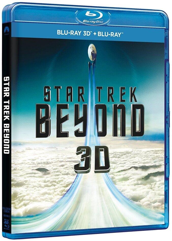 Star Trek 13 - Beyond (2016) (Blu-ray 3D + Blu-ray)