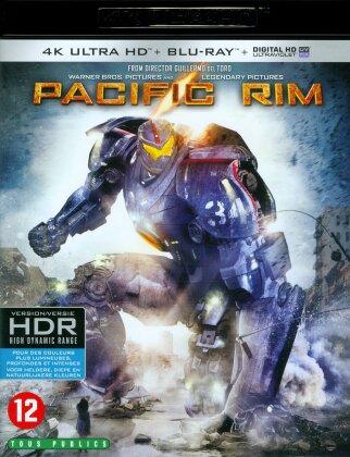 Pacific Rim (2013) (4K Ultra HD + Blu-ray)