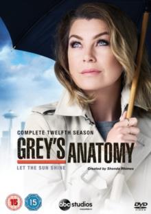 Grey's Anatomy - Season 12 (6 DVDs)
