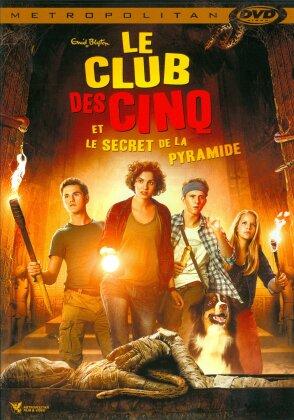 Le Club des Cinq et le Secret de la Pyramide (2015)