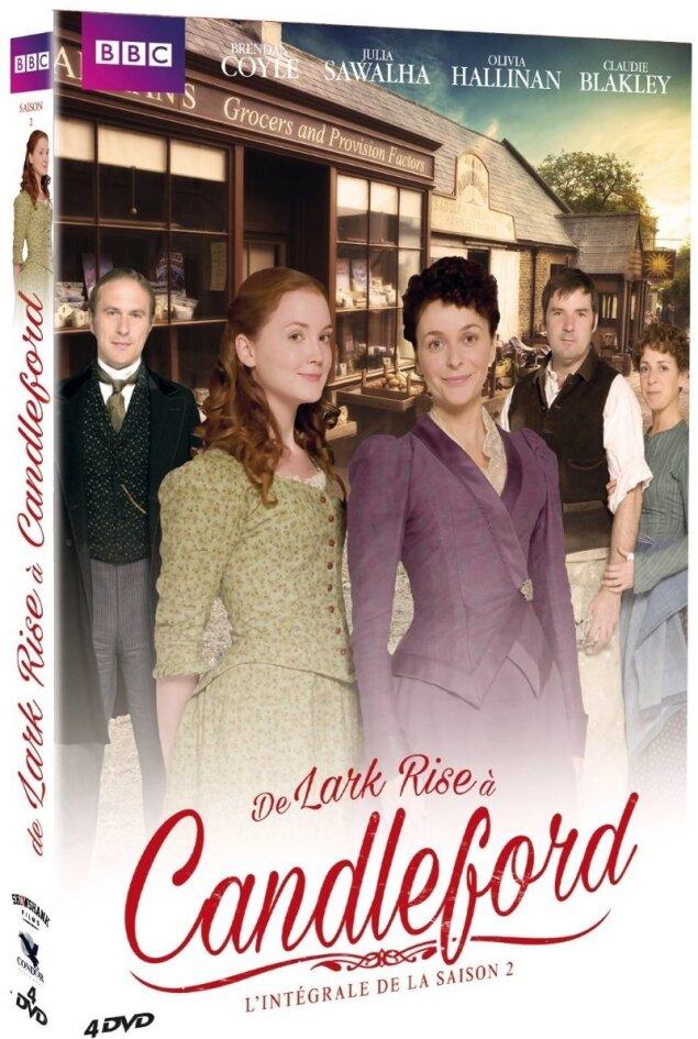 De Lark Rise à Candleford - L'intégrale de la Saison 2 (BBC, 4 DVD)