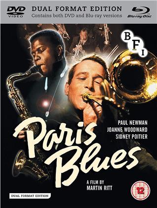 Paris Blues (1961) (Blu-ray + DVD)