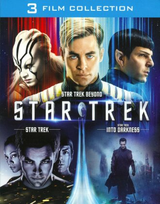 Star Trek - 3-Film Collection (3 Blu-ray)