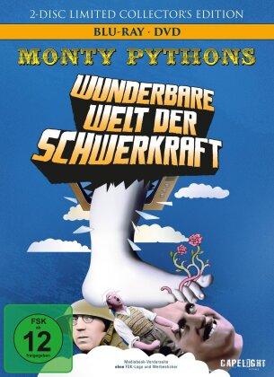 Monty Python's wunderbare Welt der Schwerkraft (1971) (Limited Edition, Mediabook, Blu-ray + DVD)
