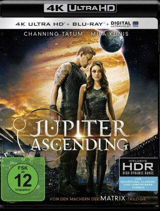 Jupiter Ascending (2015) (4K Ultra HD + Blu-ray)