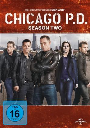 Chicago P.D. - Staffel 2 (6 DVDs)