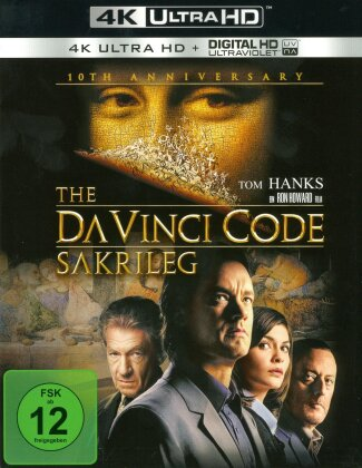 The Da Vinci Code - Sakrileg (2006) (10th Anniversary Edition)