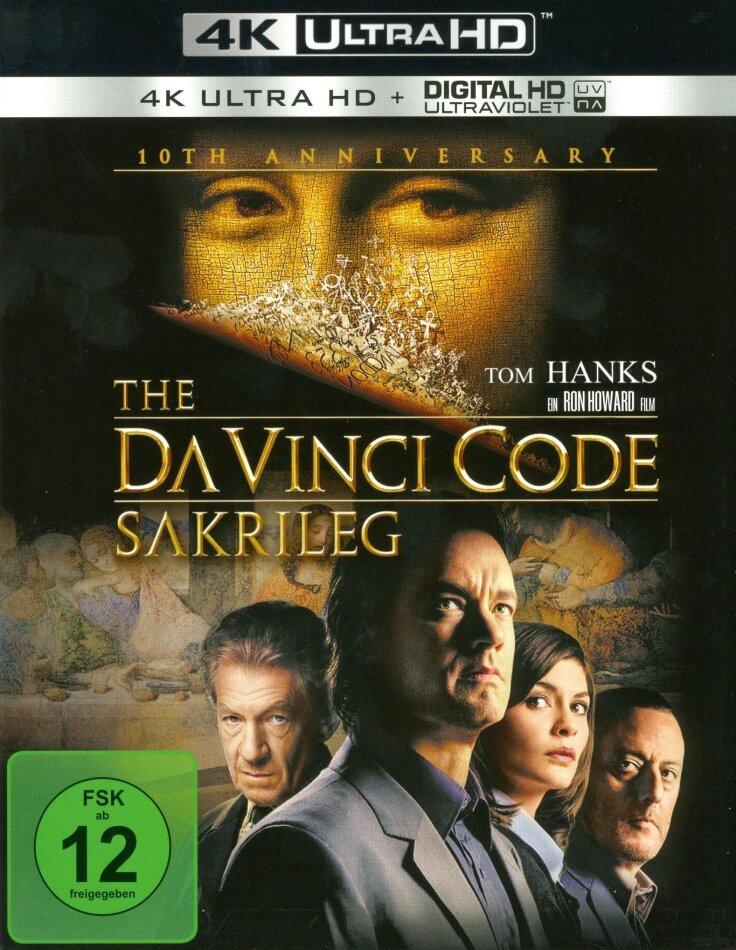 The Da Vinci Code - Sakrileg (2006) (10th Anniversary Edition)