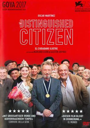 The Distinguished Citizen - Der Nobelpreisträger (2016)