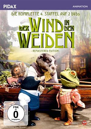 Der Wind in den Weiden - Staffel 4 (Pidax Animation, Versione Rimasterizzata, 2 DVD)