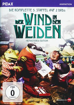 Der Wind in den Weiden - Staffel 5 (Pidax Animation, Remastered, 2 DVDs)