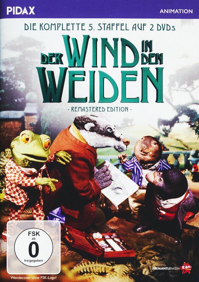 Der Wind in den Weiden - Staffel 5 (Pidax Animation, Remastered, 2 DVDs)