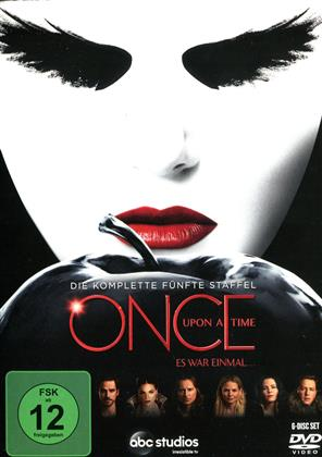 Once Upon a Time - Es war einmal ... - Staffel 5 (6 DVDs)