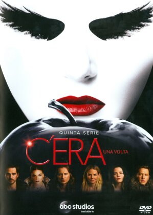 C'era una volta - Once upon a time - Stagione 5 (6 DVDs)