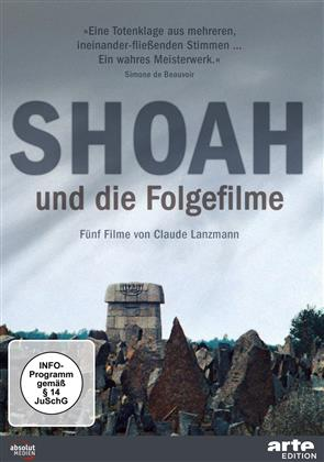Shoah und die Folgefilme (6 DVDs)