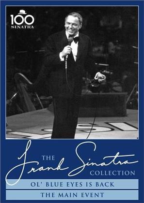 Frank Sinatra - Ol' Blue Eyes is Back / The Main Event (The Frank Sinatra Collection , Sinatra 100)