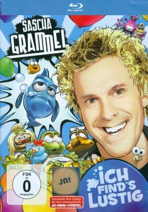 Ich find's lustig - Sascha Grammel