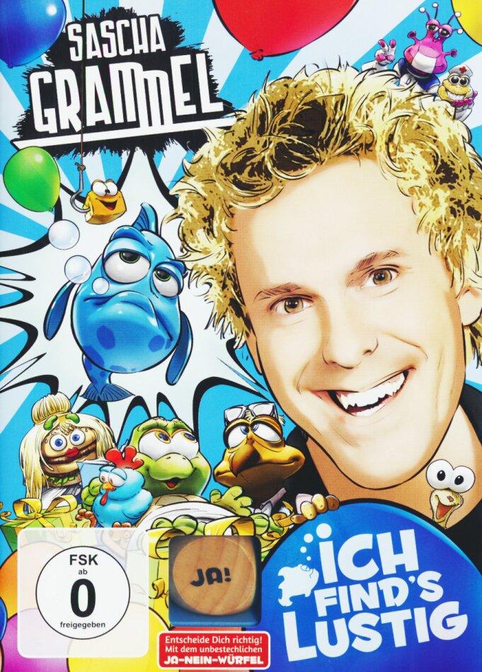 Ich find's lustig (2 DVDs) - Sascha Grammel