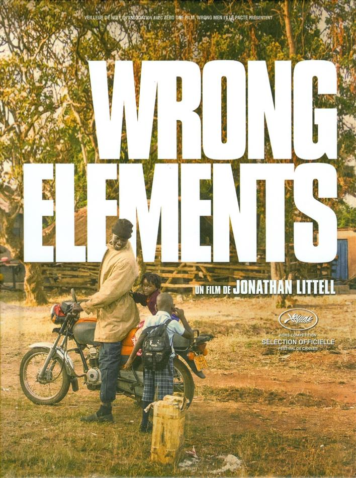 Wrong Elements (2016) (Collector's Edition, Digibook, DVD + Buch)
