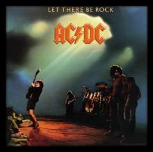 AC/DC - Let There Be Rock Framed Album Cover Prints