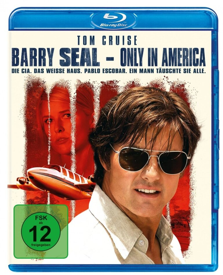 Barry Seal - Only in America (2017)