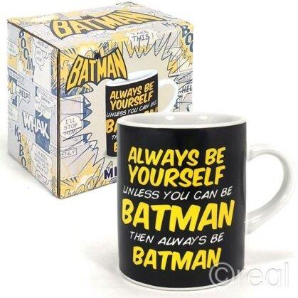 DC Comics: Batman - Shaped Mini Mug