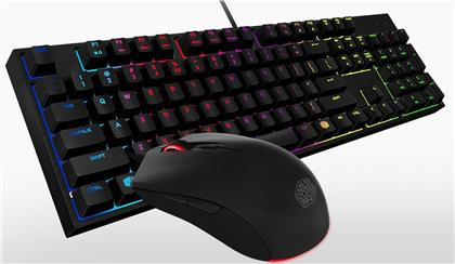 Cooler Master - MasterKeys Lite L Combo RGB -Gaming Keyboard & Mouse [CH Layout]