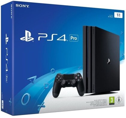 Sony Playstation 4 PRO (1TB)