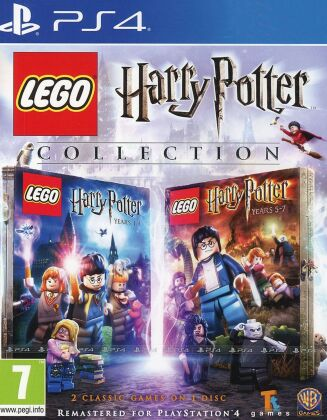 Lego Harry Potter Collection HD Remastered - (Jahre 1-7)