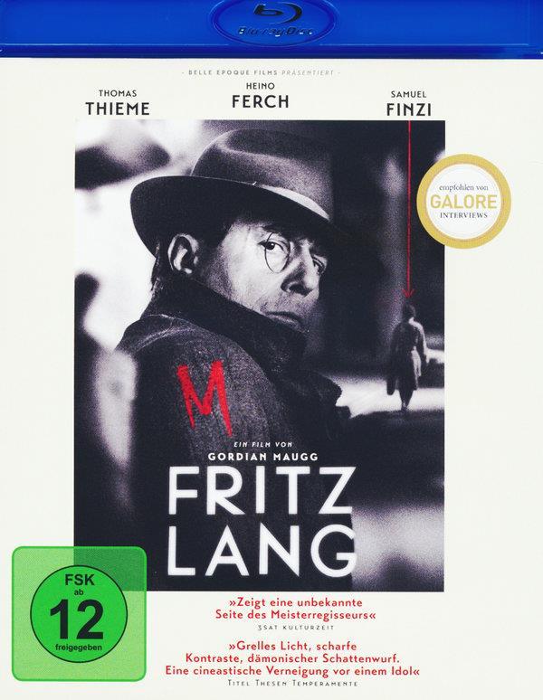 Fritz Lang (2016) (s/w)