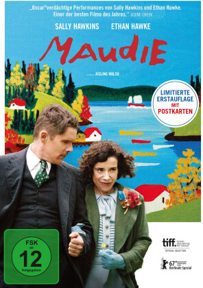 Maudie (2016) (Limited Edition)