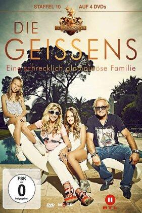 Die Geissens - Staffel 10 (4 DVDs)
