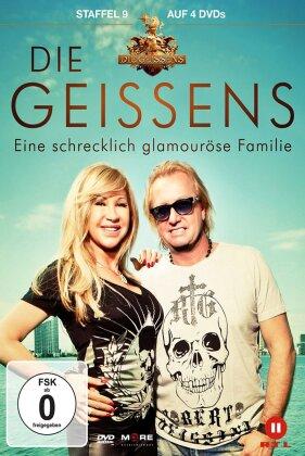 Die Geissens - Staffel 9 (4 DVDs)