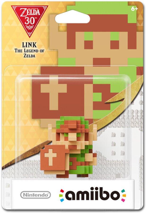 amiibo Zelda 30th: Link - The Legend of Zelda - The Legend of Zelda