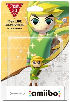 amiibo Toon-Link The Wind Waker - The Legend of Zelda Collection