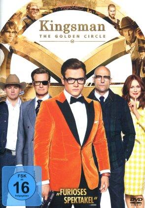 Kingsman 2 - The Golden Circle (2017)