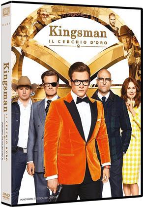 Kingsman 2 - Il cerchio d'oro (2017)