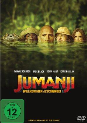 Jumanji - Willkommen im Dschungel (2017)