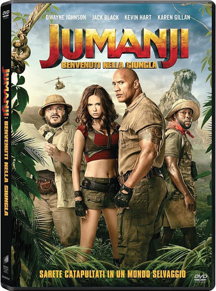 Jumanji - Benvenuti nella giungla (2017)