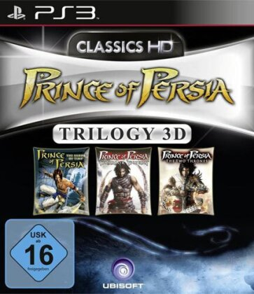 Prince of Persia Triology - Relaunch