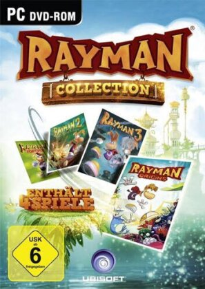 Rayman Collection - Relaunch
